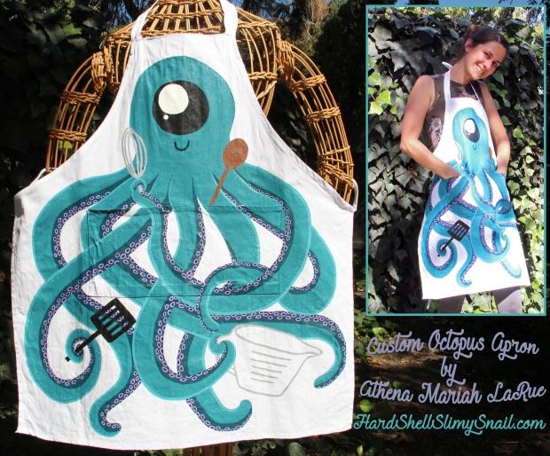 octopus-apron